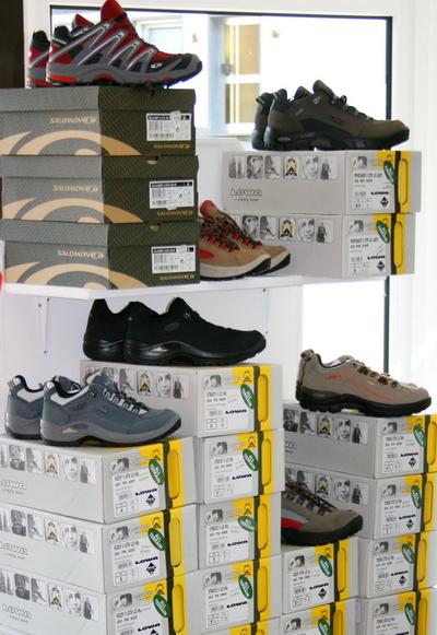 Wander/Trekking-Schuhe
